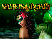 Играть в автомат Secrets Of The Amazon в казино Чемпион