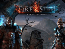 Игровой автомат Fire And Steel War Of The Wilds